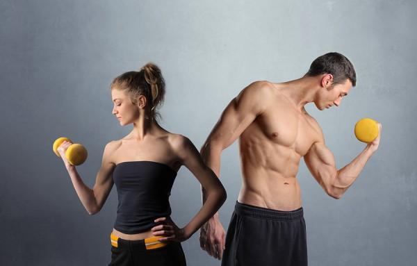 Manfaat dari Nge-Gym