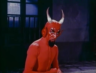 Santa Claus 1959 Pitch the Demon