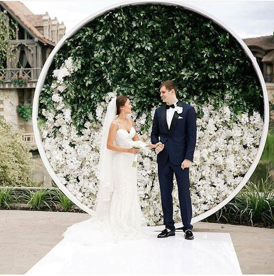 decoracao de casamentos