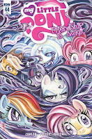 MLP Friendship is Magic 44 Comic by IDW Retailer Incentive Cover by Sara Richard