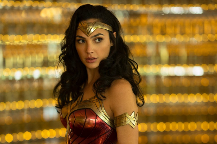 Wonder Woman 1984 Gal Gadot