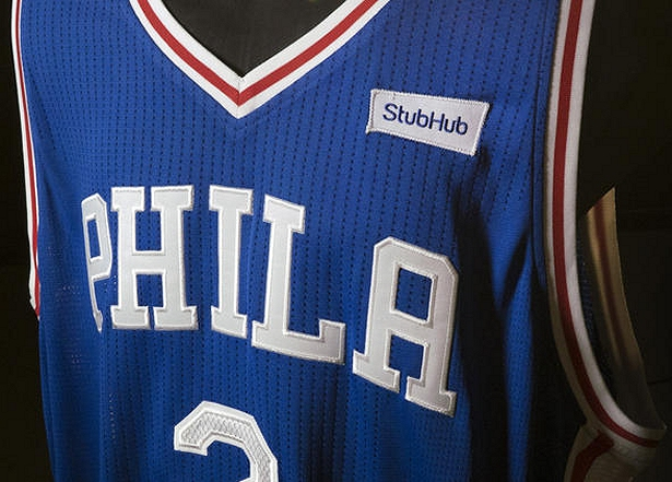 71b9a5c502 Philadelphia 76ers é a primeira equipe a fechar patrocínio de camisa na NBA