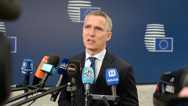 NATO not to join combat role against Daesh: Jens Stoltenberg