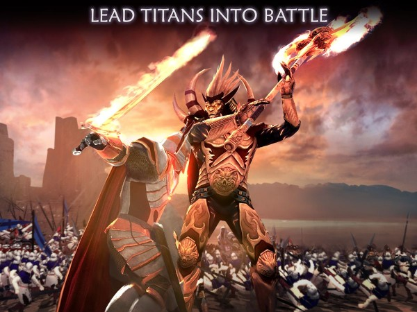Download Game MOD - Dawn Of Titans APK (Free Shopping)