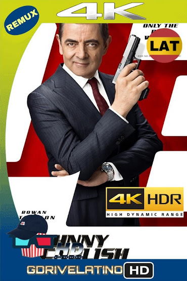 Johnny English 3.0 (2018) BDRemux 2160P 4K HDR Latino mkv
