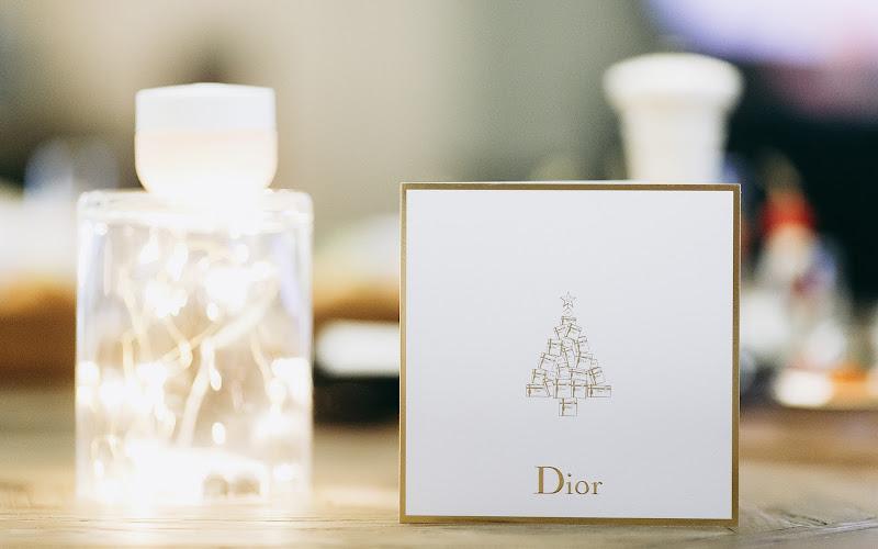 продукты Dior
