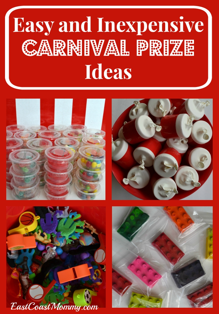 East Coast Mommy Carnival Prizes
