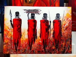 art africain montpellier