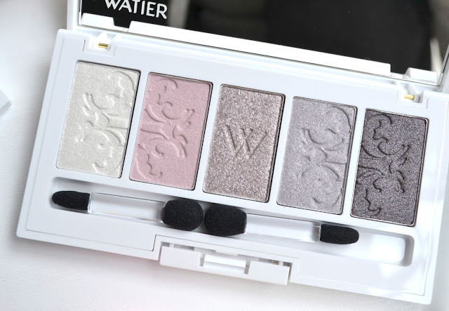 Lise Watier Arabesque Holiday Collection Review Swatches