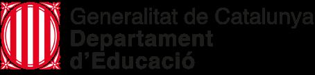 Generalitat de Catalunya Dep. Educació