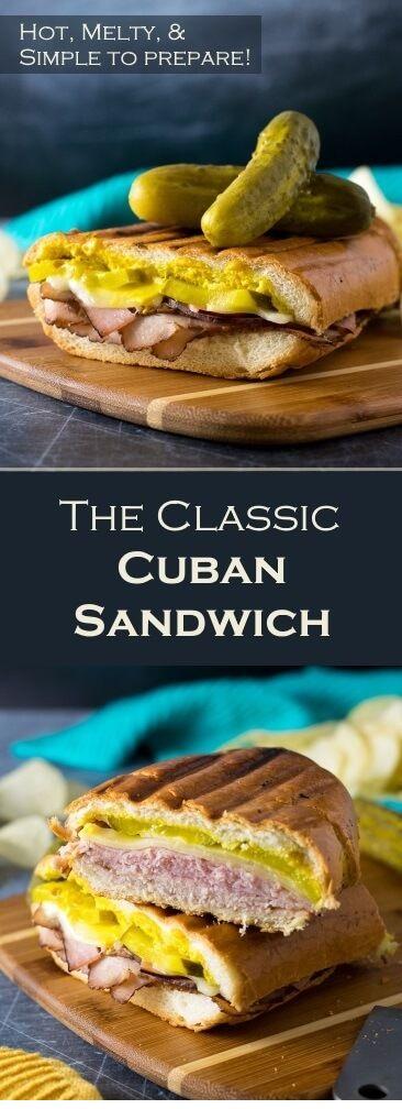 The Classic Cuban Sandwich
