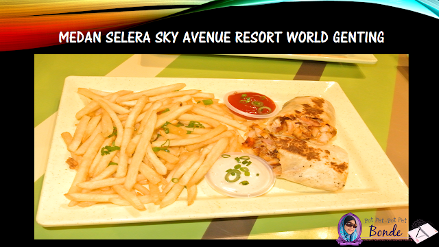 "MEDAN SELERA SKY AVENUE RESORT WORLD GENTING -""MACAM-MACAM ADA"", MEDAN SELERA, FOOD COURT SKY AVENUE WORLD GENTING, TEMPAT MAKAN DI GENTING,ASIAN FOOD, MALAYSIAN FOOD,"
