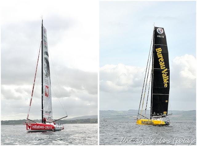 """Grand prix Guyader/ """"Bermudes 1000 race"""" (Douarnenez-Cascais)"""