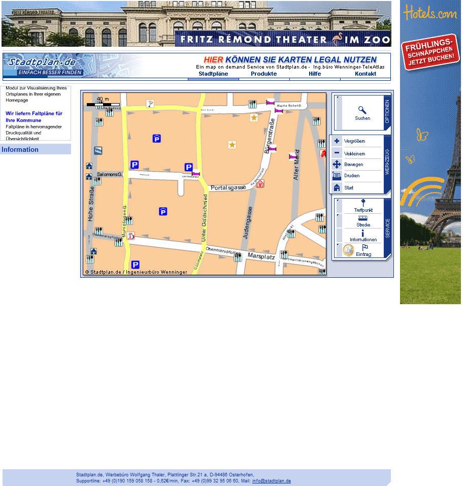 Www.Stadtplan