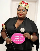 Nollywood actress Eniola Badmus house catches fire