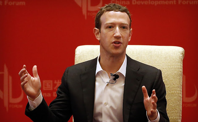 Facebook criar ferramenta de censura para voltar à China