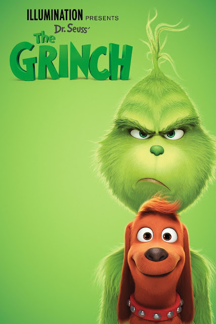 Film The Grinch (2018)