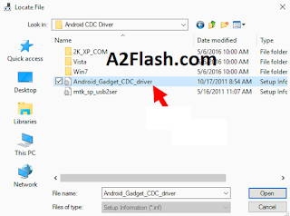 Download Driver USB VCOM MTK Mediatek Lengkap