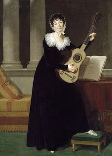 Robert Lefèvre (1755-1830) - Pauline Duchambge - Versailles.