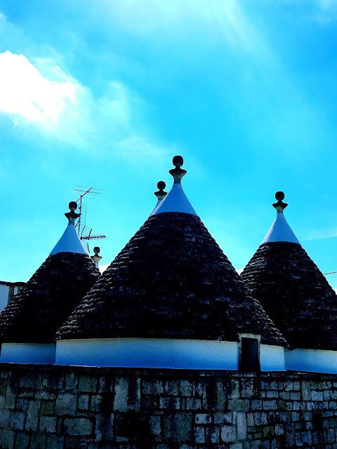 Trulli-Puglia