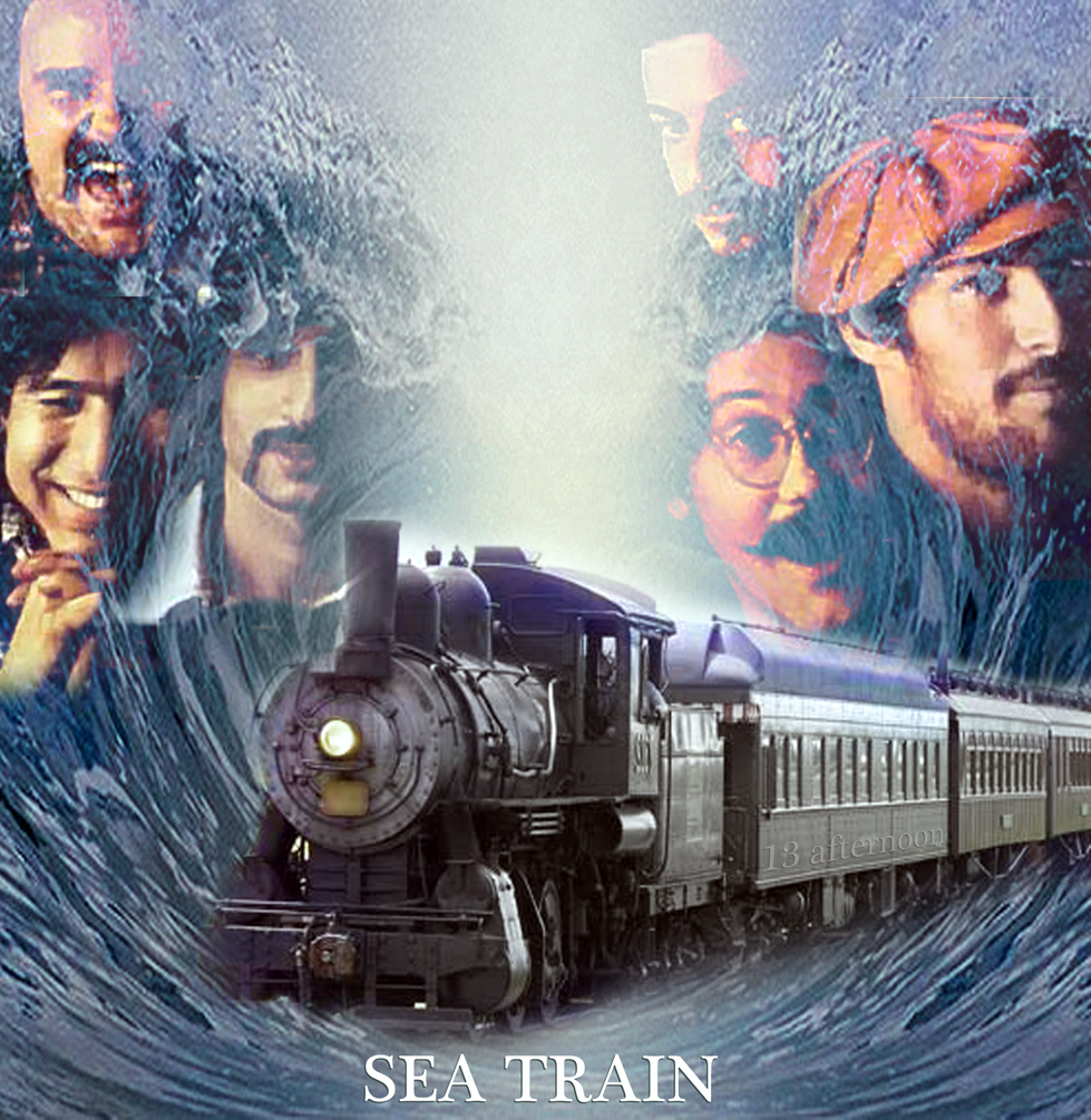 SEA TRAIN:  13 afternoon
