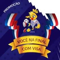 Cadastrar Promoção VISA 2019 Você na Final Futebol Feminino Copa do Mundo