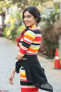 Adha Sharma in a Cute Colorful Jumpsuit Styled By Manasi Aggarwal Promoting movie Commando 2 (45).JPG