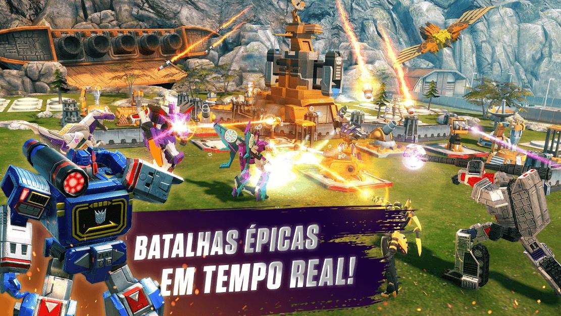 Transformers: Earth Wars v 10.0.0.676 apk