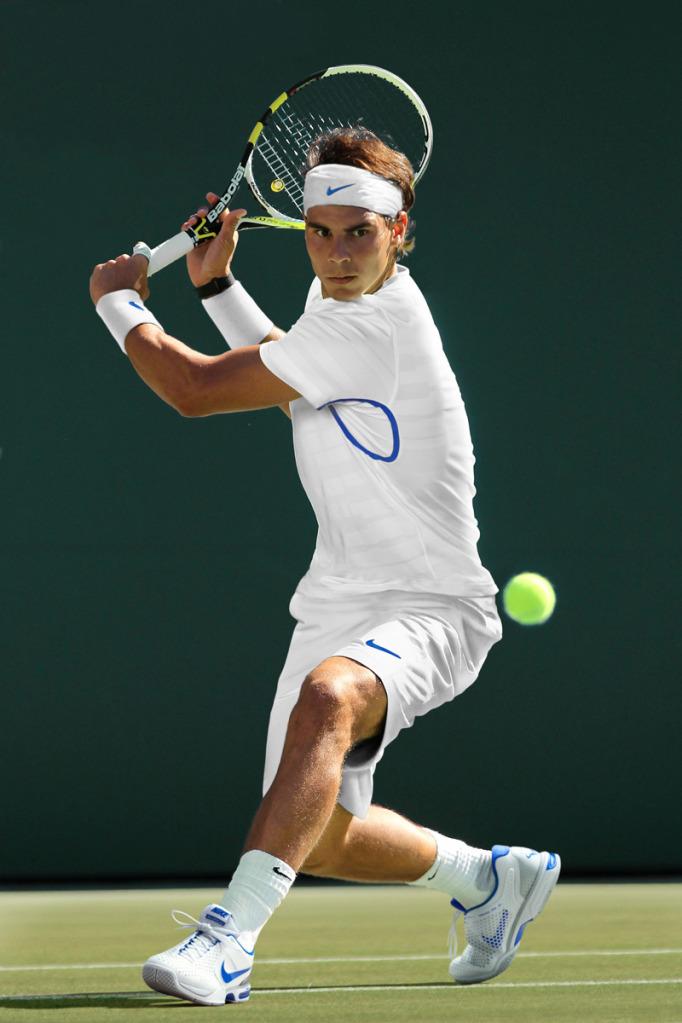 Wimbledon Nadal