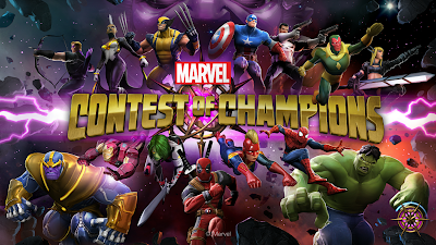 MARVEL Contest of Champions Mod Apk v12.1.1 (Mod Damage) Terbaru