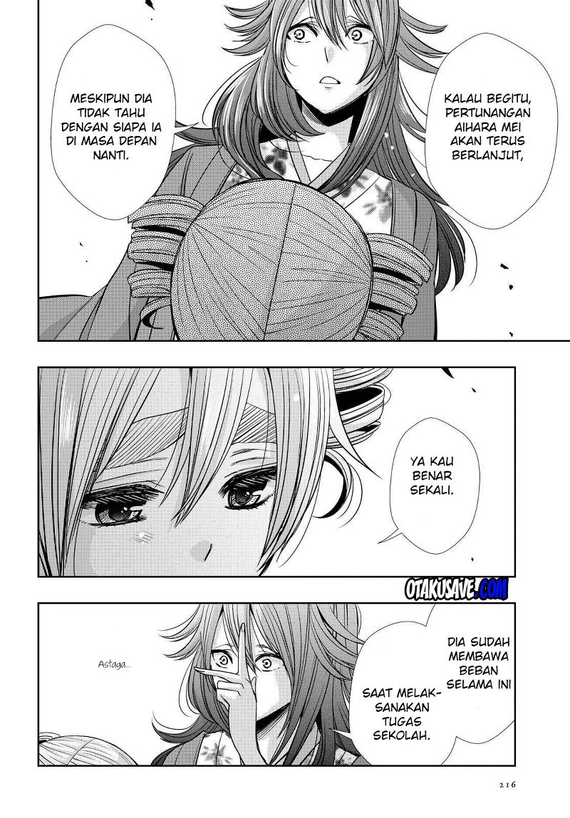 Manga Citrus Chapter 34 Bahasa Indonesia