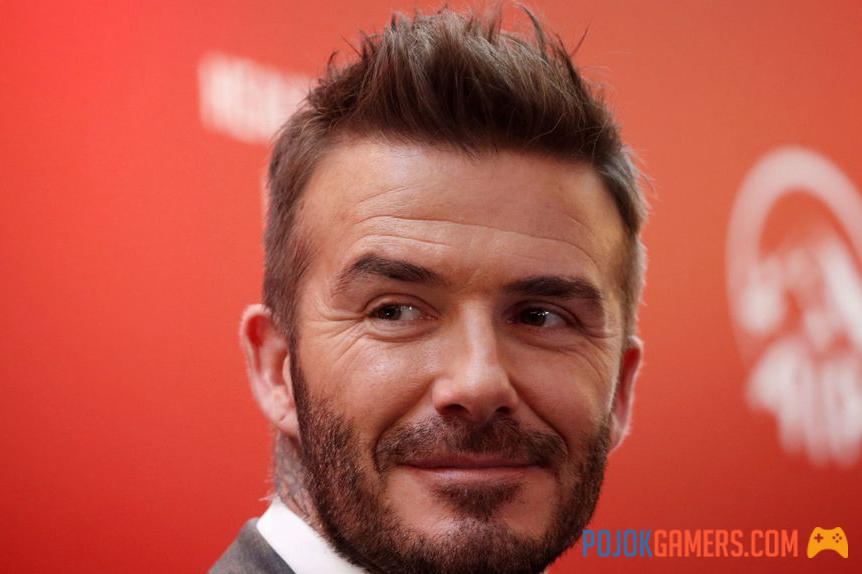 Who Doesn't Want to Aging Like Beckham?