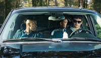 Baby Driver Ansel Elgort and Jamie Foxx Image 1 (5)