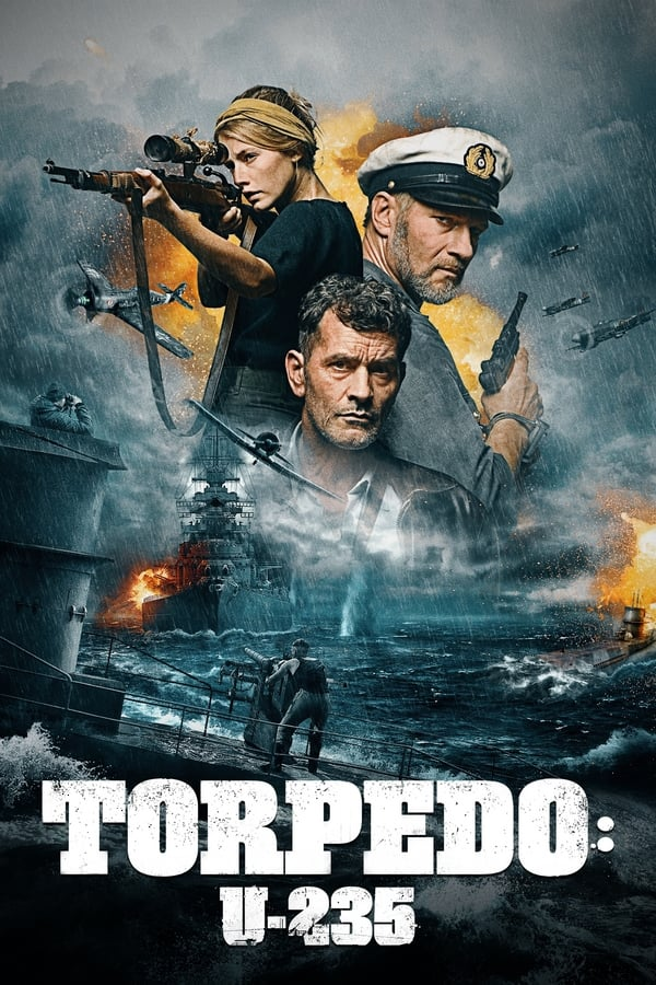Torpedo: U-235 (2019) Sinhala Subtitles   [සිංහල උපසිරැසි සමඟ]