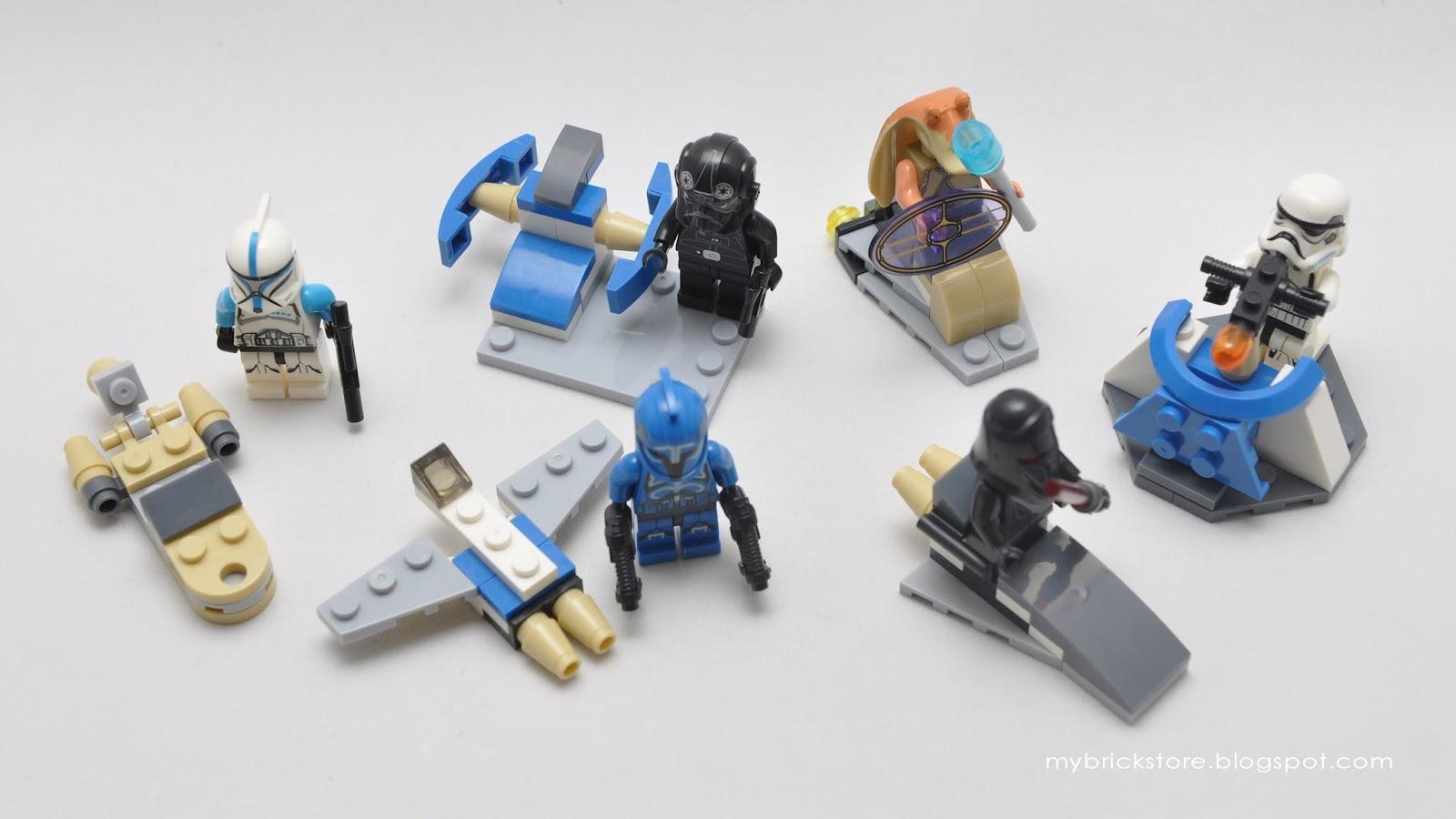 My Brick Store Bela 10378 10383 Lego Star Wars