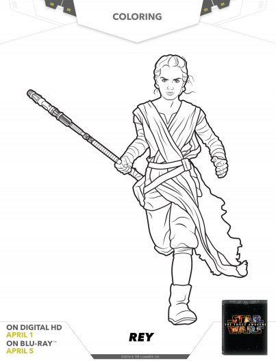 One Savvy Mom Nyc Area Mom Blog Free Printable Star Wars The - coloring pages of star wars the force awakens