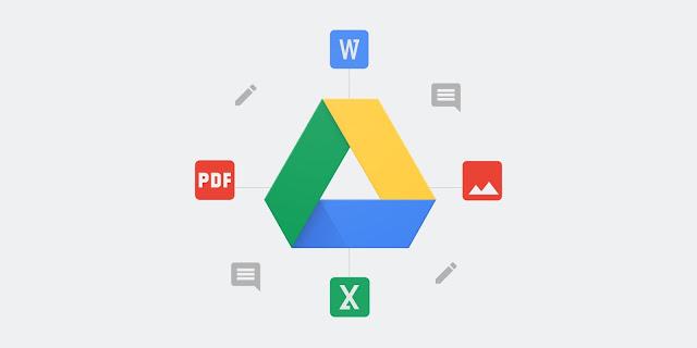 Lưu trũ hình ảnh trên Google Drive