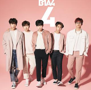 B1A4-好きだからしょうがない-歌詞-320x320