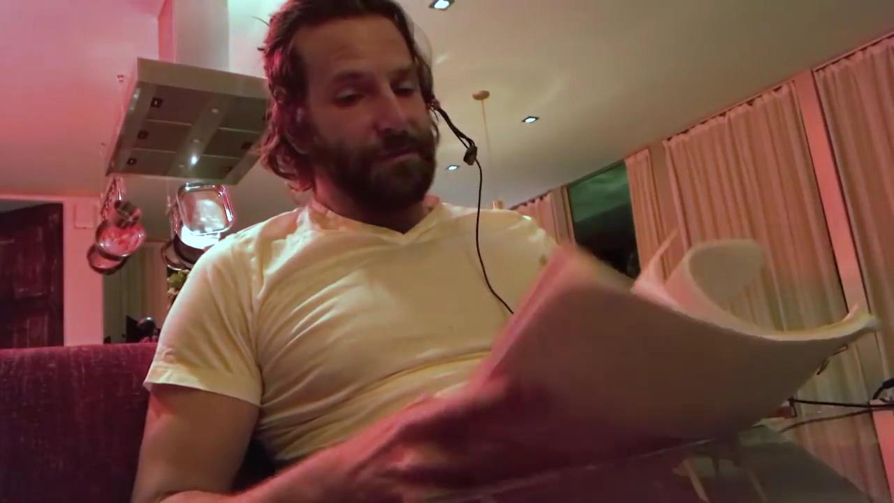 Apakah Bradley Cooper Lipsync Ato Nyanyi Lagu Beneran dalam Film A Star Is Born Gan?