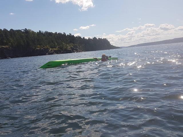 Oslo Fjord, Oslo Kayaking, Oslo Kayak Tours