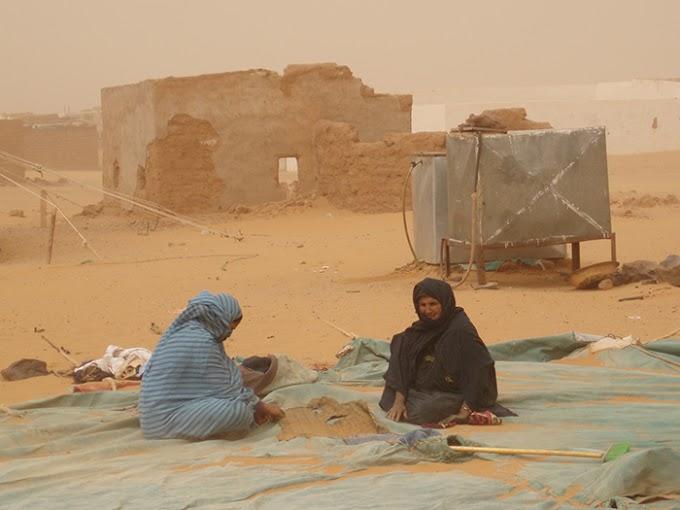 Situación en el Sáhara, la mayor vergüenza de España.