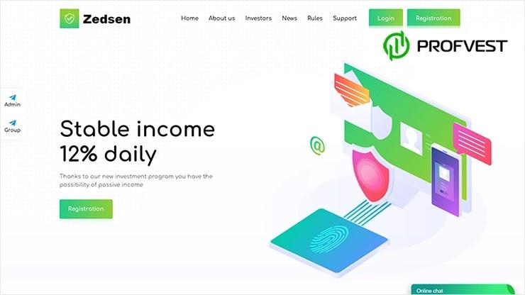 Новые платежки в проекте Zedsen