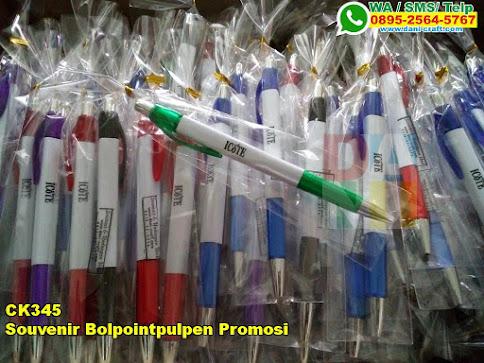 Toko Souvenir Bolpointpulpen Promosi
