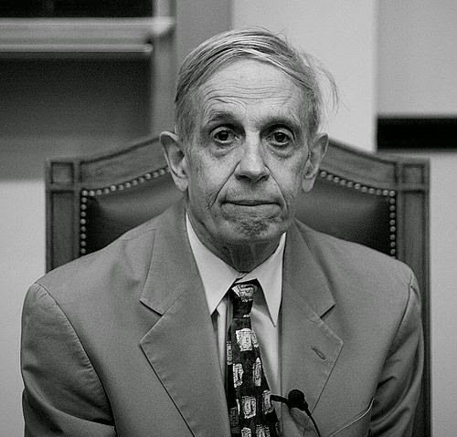 """John Nash is the owner of a """"Beautiful Mind"""""""