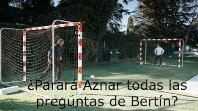Jose Maria Aznar en mi casa es la tuya