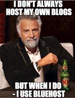 Wordpress + Bluehost FTW