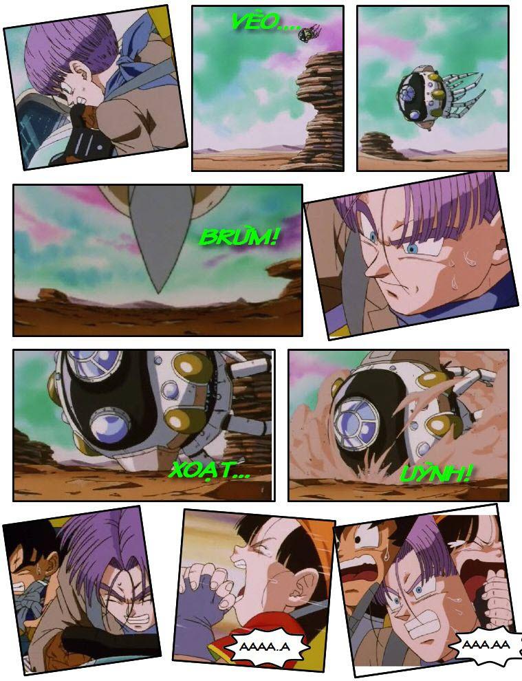 Dragon Ball GT chap 6 - Trang 14