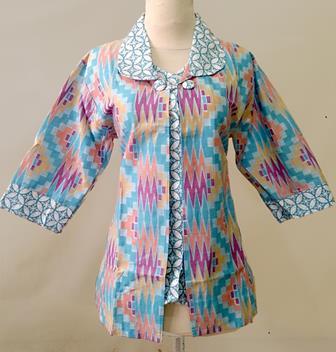 Baju Batik Wanita Elegan Dan Modern