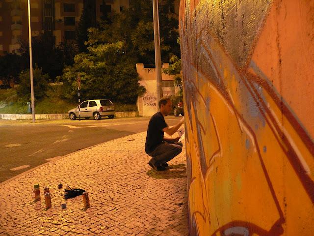 Session Graffiti - Portugal 2004