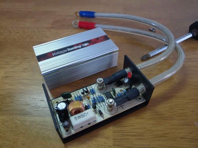 Remix QIC-10 サンダーUPⅡパルス発生器 BOXの中身は案外に部品は少ない。私はサルフェーション除去だけしてくれればイイのです。